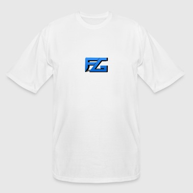Freeze Gaming Logo - Men's Tall T-Shirt
