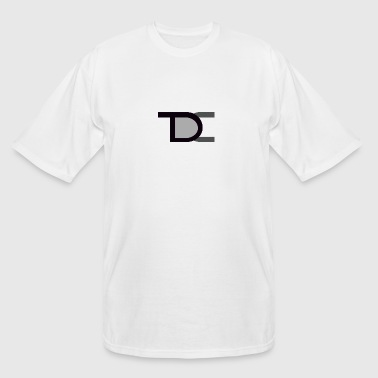 TheDopeCamera Grayscale - Men's Tall T-Shirt