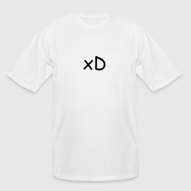 xD Shirt - Men's Tall T-Shirt