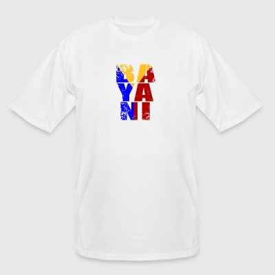Bayani the Sacrifice of a Filipino - Men's Tall T-Shirt