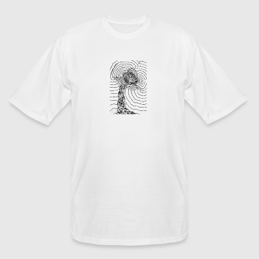 Waterfall - Men's Tall T-Shirt
