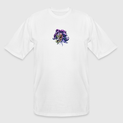 JESTER HEAD - Men's Tall T-Shirt