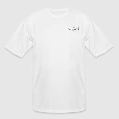 Shark T-Shirt - Men's Tall T-Shirt