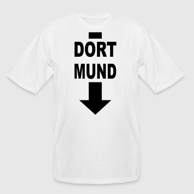Dort Mund - Men's Tall T-Shirt