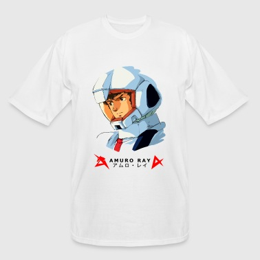Amuro Ray - Men's Tall T-Shirt