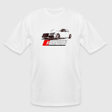 Audi RS7 - Men's Tall T-Shirt