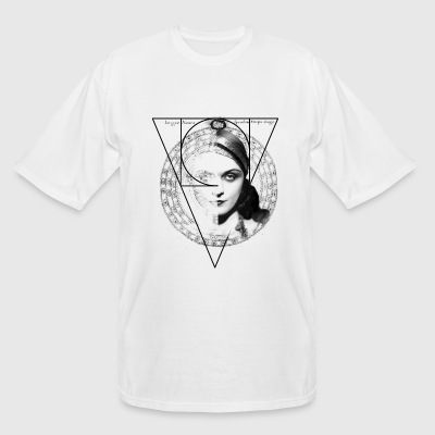 Homuncula: Pola Negri - Men's Tall T-Shirt