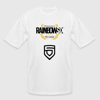 Penta Sports Rainbow Six Siege Pro League - Men's Tall T-Shirt