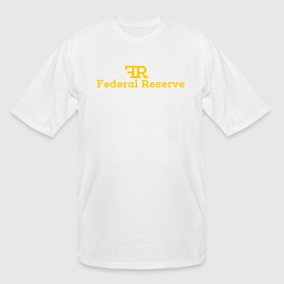 Federal Reserve - Men's Tall T-Shirt