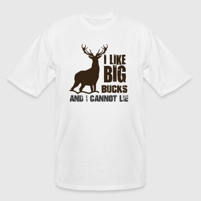 Funny Hunting T-Shirt - Men's Tall T-Shirt