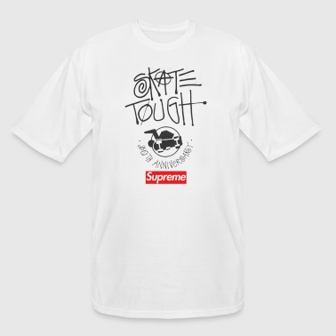 Surpreme x Stusy 30th Anniversary - Men's Tall T-Shirt