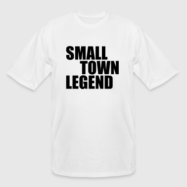 Small Town Legend - Men's Tall T-Shirt