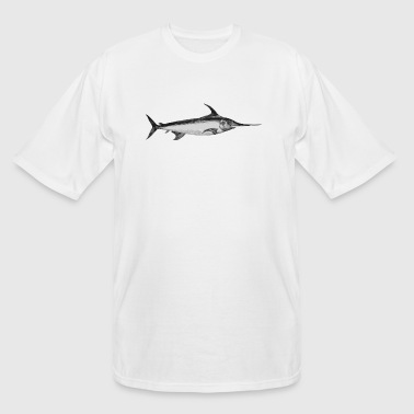 Swordfish - Men's Tall T-Shirt