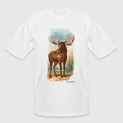 Moose - Men's Tall T-Shirt