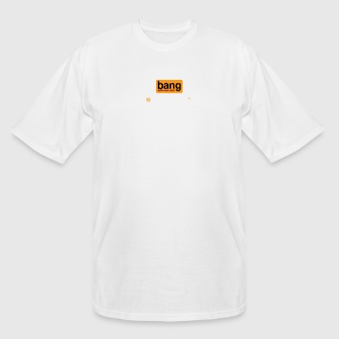 I only Bank Live NEW - Men's Tall T-Shirt