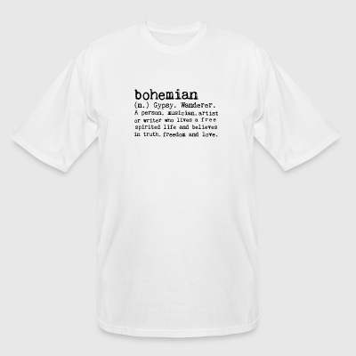 Bohemian - Bohemian - Men's Tall T-Shirt