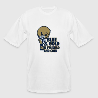 Notre dame - Blue - Men's Tall T-Shirt