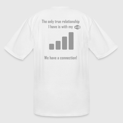 WIFI - Men's Tall T-Shirt
