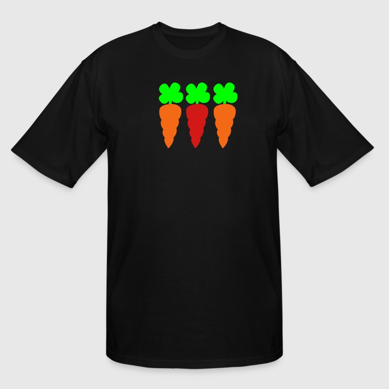 THREE CARROTS - Men's Tall T-Shirt