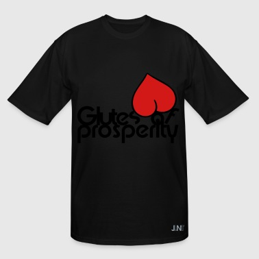 Glutes Of Prosperity T-Shirts - Men's Tall T-Shirt