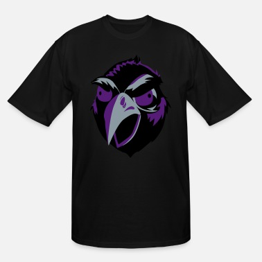 raven - Men's Tall T-Shirt