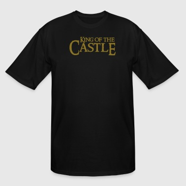 king of the castle - Men's Tall T-Shirt