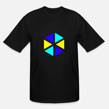 Triangle TRIANGLE - Men's Tall T-Shirt