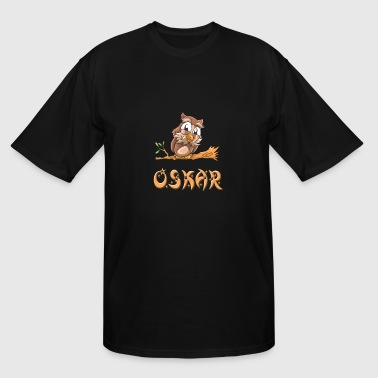 Oskar Owl - Men's Tall T-Shirt