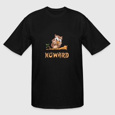 Howard Owl - Men's Tall T-Shirt