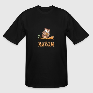 Rubin Owl - Men's Tall T-Shirt