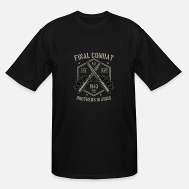 Final Boss Final Combat2 - Men's Tall T-Shirt
