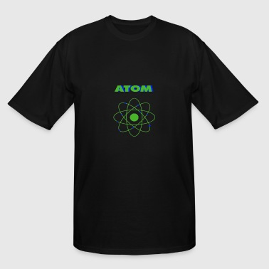 ATOM - Men's Tall T-Shirt