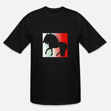 Kids Malta Maltese Horse! MALTA! 2018! FOTBALL! - Men's Tall T-Shirt