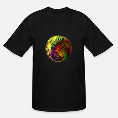 Abstract abstract - Men's Tall T-Shirt
