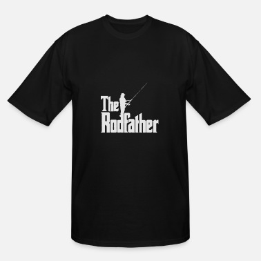 The Rodfather THE RODFATHER - Men's Tall T-Shirt