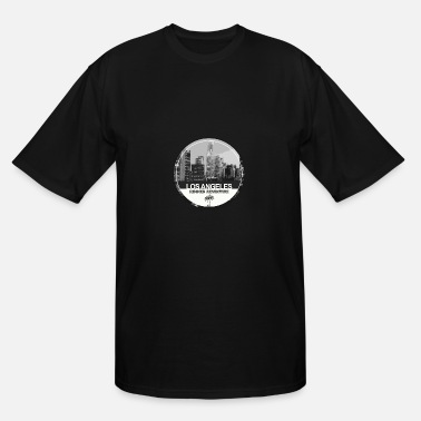 Los Angeles Los Angeles - Men's Tall T-Shirt