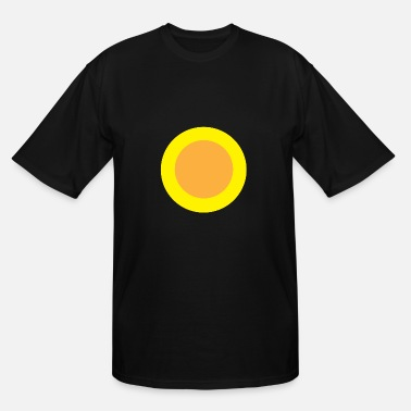 Circle Circle Circle - Men's Tall T-Shirt