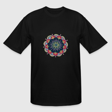 colorful - Men's Tall T-Shirt