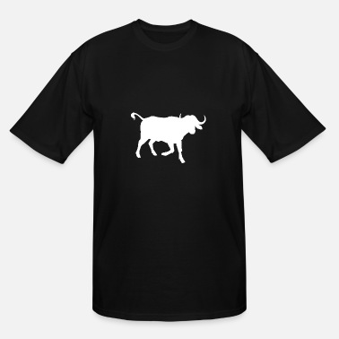 Wildebeest Wildebeest buffalo - Men's Tall T-Shirt
