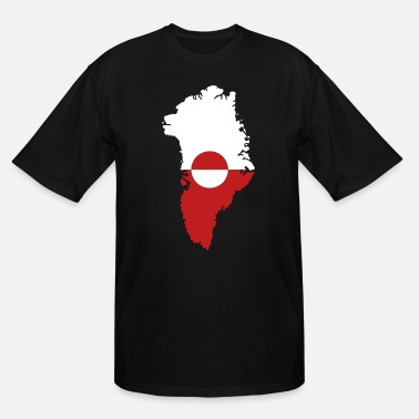 Greenland Greenland - Men's Tall T-Shirt