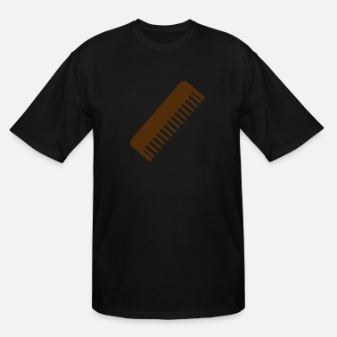Comb comb - Men's Tall T-Shirt