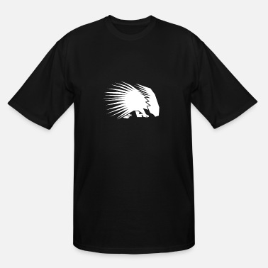 Porcupine porcupine - Men's Tall T-Shirt