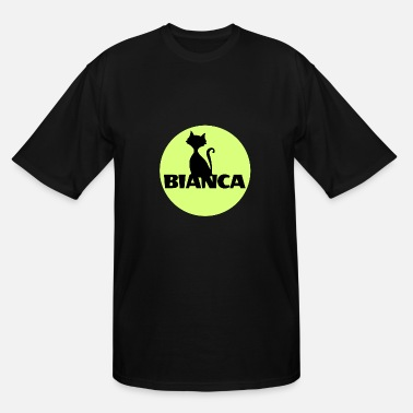 First Name Bianca name first name - Men's Tall T-Shirt