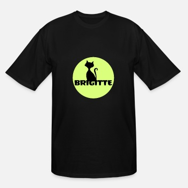 First Name Brigitte name first name - Men's Tall T-Shirt