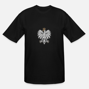 Polish Eagle Polish Eagle - Men's Tall T-Shirt