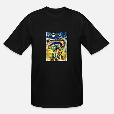 Hank Hank Ramblin Man - Men's Tall T-Shirt
