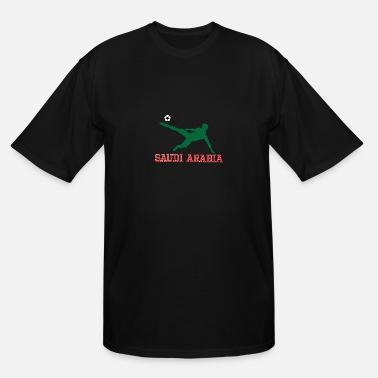 Arabia saudi arabia soccer, #saudi arabia - Men's Tall T-Shirt