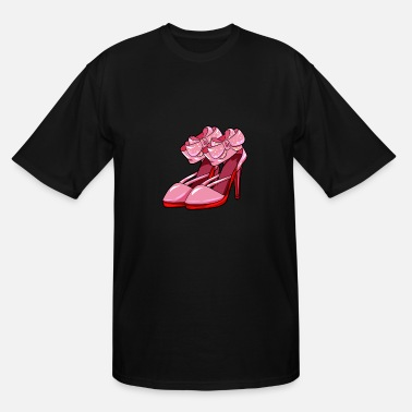 Highheels highheels - Men's Tall T-Shirt
