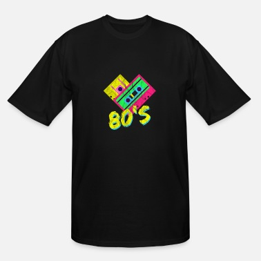 Bronze Age Throwback 80's - Men's Tall T-Shirt