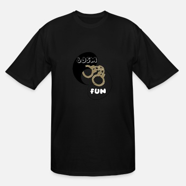 Bdsm Cool BDSM Fun - Men's Tall T-Shirt
